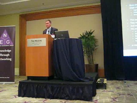 Michael Keranen; American Honda VP Speaks about Conversations versus Announcements at ENG Automotive CRM Summit 2008