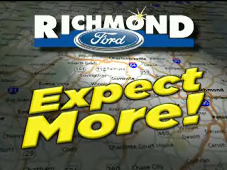 Virginia's First Auto Dealership is Richmond Ford in Richmond, VA TV and Web Video