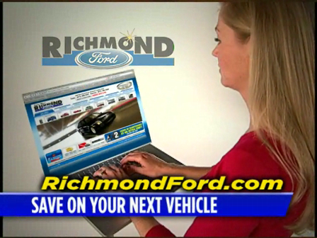 Visit RichmondFord.com and get the information you want from their website.
