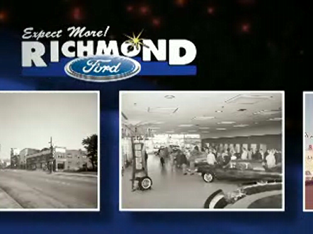 Real People Providing Real Value at the New Richmond Ford in Richmond, VA - TV and Web Video