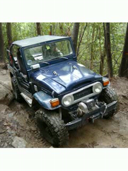 Original Landcruiser Toyota Trail Teams