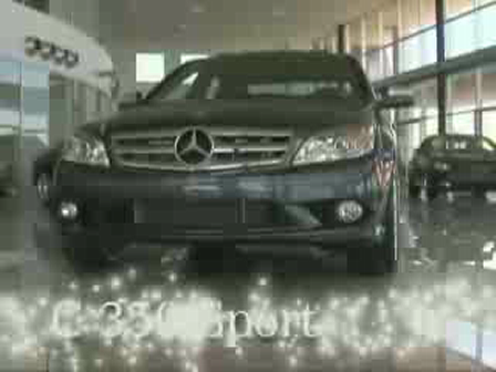 Schumacher Mercedes-Benz C-Class Showroom Video