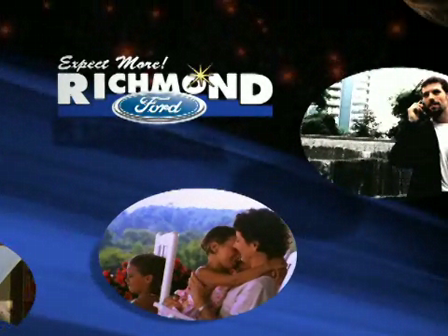 Special Finance Solutions for Real People with Real-World Credit Problems at Richmond Ford in Richmond, VA - TV and Web Video
