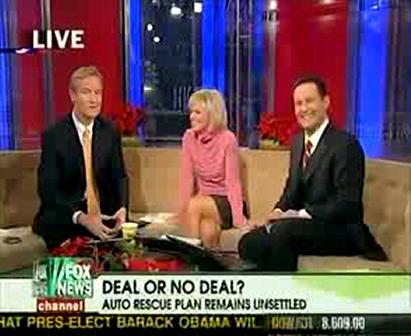 Automotive Bailout Plan - Grant Cardone on TV