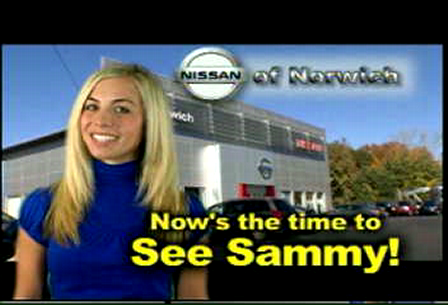 Nissan of Norwich: See Sammy