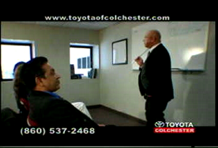 Toyota of Colchester Customer Retention