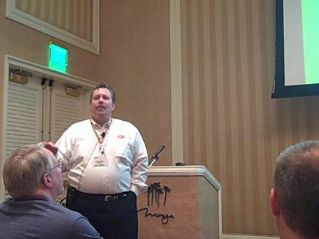 Ralph Paglia's Web 2.0 Guerrilla Marketing Workshop at Digital Dealer Conference