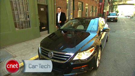 2009 VW CC Tech Review