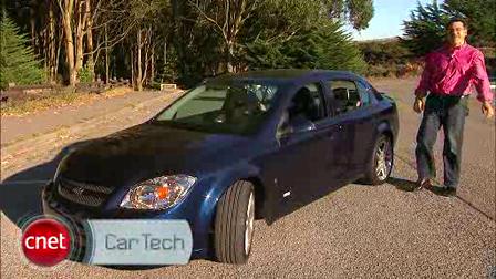 2009 Chevrolet Cobalt SS Tech Review