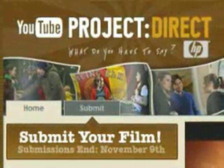"""YouTube HP Advertising """"Project Direct"""" Case Study"""