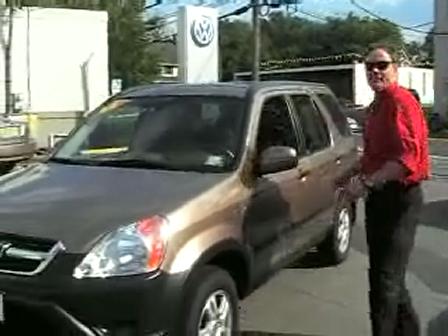 Ken Beam strikes again! Watch Ken show a 2004 Honda CRV EX June 25th 2009!
