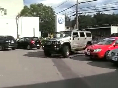 Ken Beam strikes again! Watch Ken show a 2003 Hummer H2 on June 24th 2009!