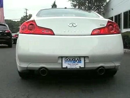 NJ Infiniti- Ken Beam strikes again! Watch Ken show a 2007 G35 Coupe on July 17th 2009!