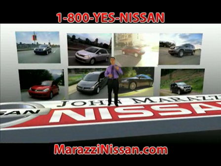 John Marazzi Nissan New Funny Spots