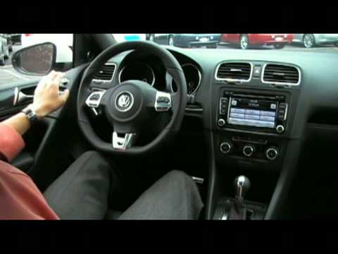 Chris Ng from Douglas Volkswagen shows the 2010 GTI on Otober 3rd 2009!