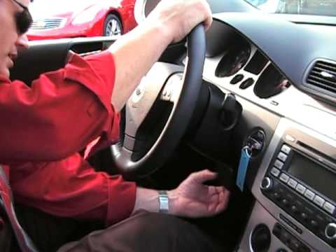 Union NJ VW- Ken Beam strikes again! Watch Ken show a `09 Passat on Sept. 25th 2009!