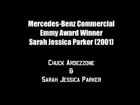 Mercedes Commercial with SaraJesicaParker and Chuck from cardealerstv.com