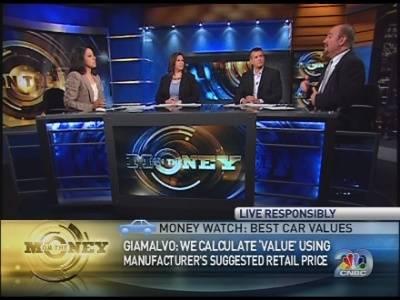 CNBC OnThe Money 5-11-09