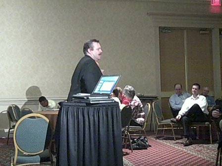 Dealer Synergy Sessions 2009 - Atlanta, GA - Ralph Paglia Compares Social Media with Email for Internet Sales Lead Processes