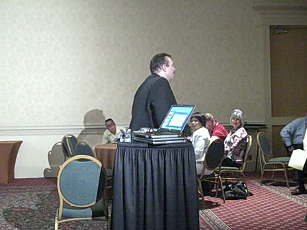 Social Media as CRM Tools at Synergy Sessions 2009 Dealer Conference