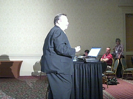 Ralph Paglia at Synergy Sessions 2009