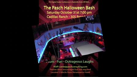 Pasch Bash Halloween 2009