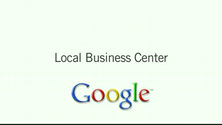 Google Local Business Center; How To Use
