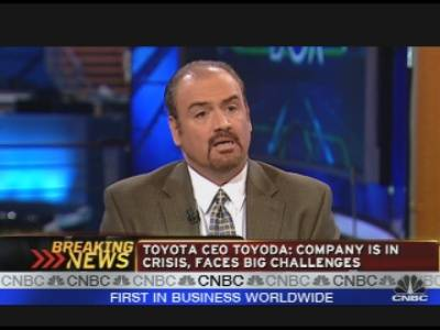 Toyota Situation Discussed on CNBC