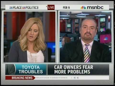 MSNBC Interview 2-6-10 Prius Recall