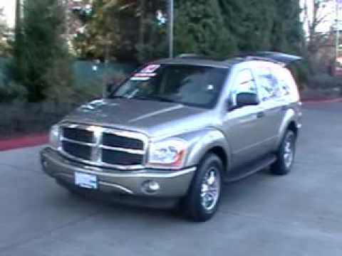 2004 Durango SLT LOADED 4x4 HEMI Custom Exhaust