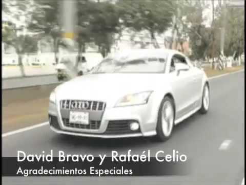 Audi TT-S, Test-Drive Mexico