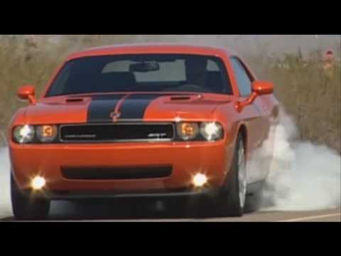 Dodge Challenger SRT8 ((( With ACDC You Shook Me All Night Long ))))
