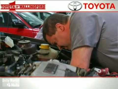 Toyota of Wallingford Toyota Recall Feature