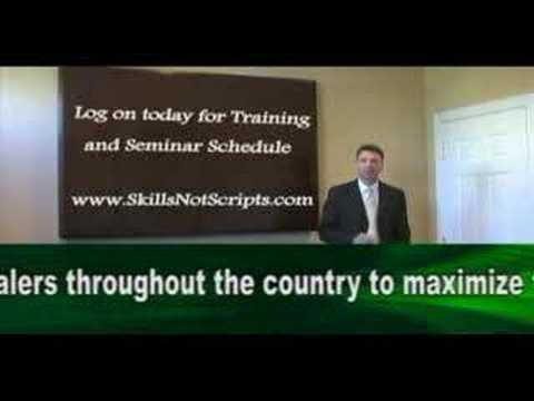 Skills Not Scripts Promo