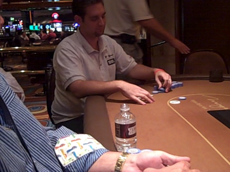 Gary May's IMACSWEB Poker Tournament at 9th Digital Dealer Conference