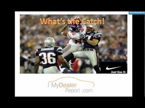 Free Car Dealer Rating Account Promo