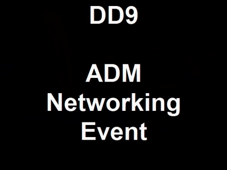 DD9 ADM Networking Event