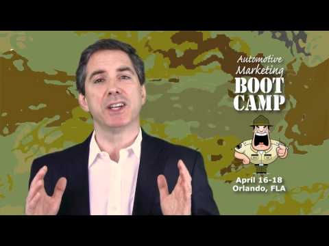 8 Reasons To Attend Automotive Marketing Boot Camp