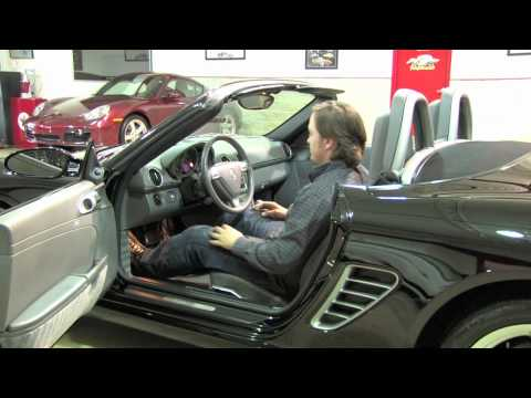 Porsche Boxster--D&M Motorsports Auto Review HD