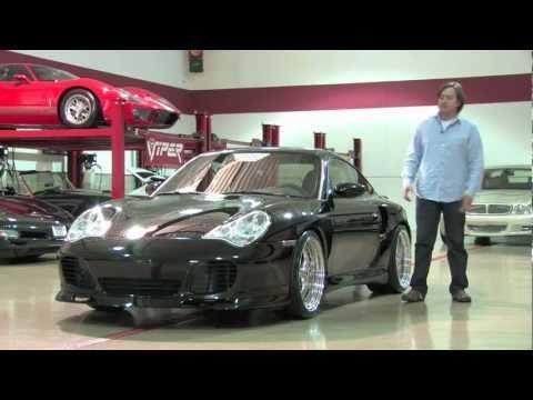 Porsche 911 Turbo--D&M Motorsports Vehicle Review HD