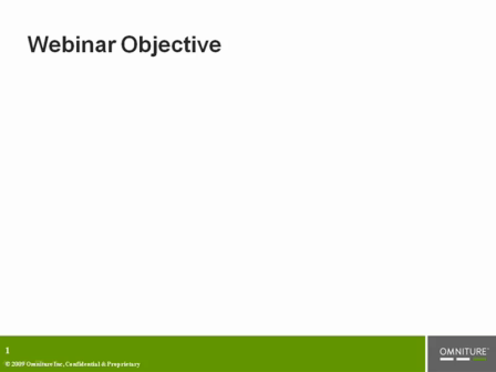 Omniture Social Media Measurement Webinar