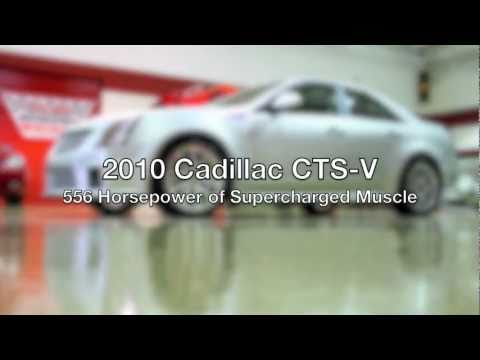 2010 Cadillac CTS-V Test Drive--D&M Motorsports