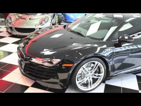 Audi R8 quattro--D&M Motorsports