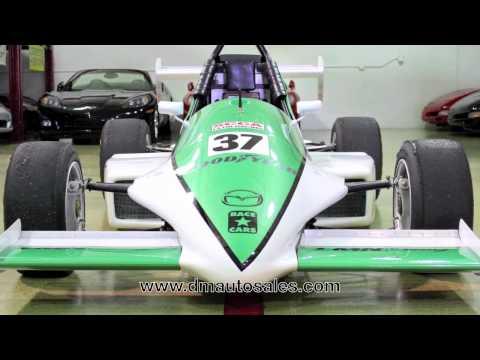 Mazda Star Race Car--D&M Motorsports Video Walk around
