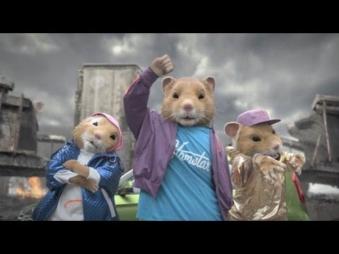 Share Some Soul: 2012 Kia Hamster Commercial [HD]