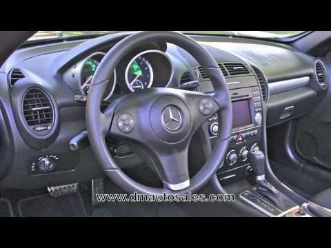 Mercedes-Benz SLK350 Sport--D&M Motorsports Video Test Drive and Walk Around Review  2011 For Sale