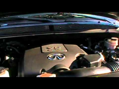 NJ Infiniti | Ken Beam from Douglas Infiniti shows 2008 Infiniti QX56 | New Jersey Infiniti