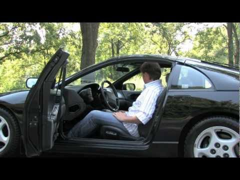 Nissan 300ZX Twin Turbo--AutoMedia Test Drive and Video Walk Around For Sale 2011