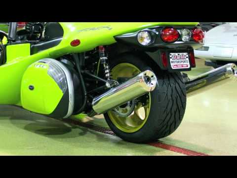 2011 Campagna T-Rex 14RR--AutoMedia Full Vehicle Video Review 2011