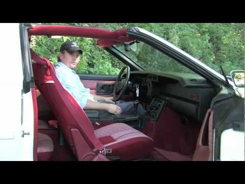 1989 Chevrolet Camaro Z28 IROC-Z--Midwest Auto Collection Video Test Drive and Walk Around 2011